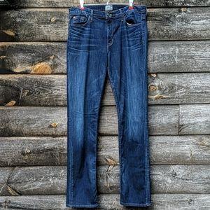 NWT Hudson Tilda MidRise Straight Cigarette Jeans